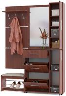 Модульная мебель для маленьких прихожих