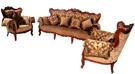 Мягкий мебельный гарнитур для гостиной