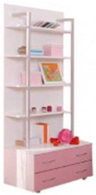 Модульная мебель для девочек и мальчиков