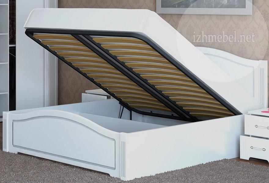 Кровать с подъемным механизмом  от производителя